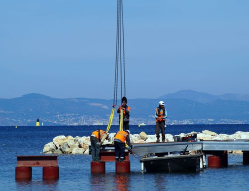 Le Brusc : optimisation du bassin historique