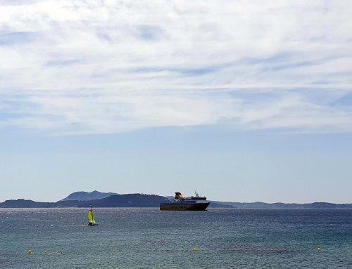 Journée bien remplie pour le port Toulon