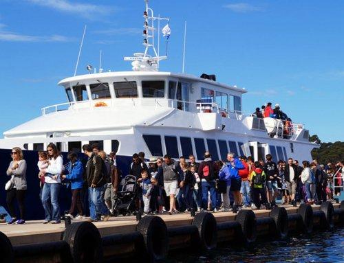 Demi capacité pour les navires à passagers jusqu'au 2 juin