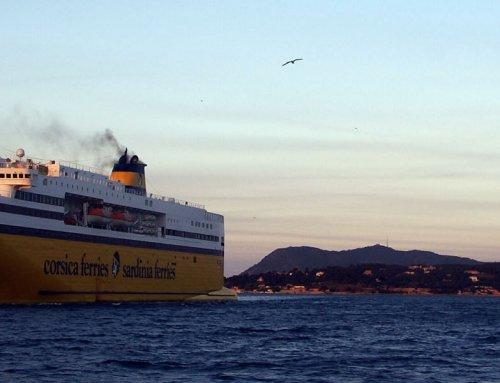 Les rotation entre Toulon et La Corse du 25 mai au 3 juin