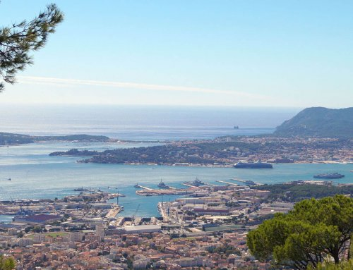 Rade de Toulon : une convention pour coordonner sa surveillance