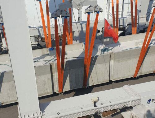 Toulon, un nouvel embarcadère pour l'arrêt Espace Marine