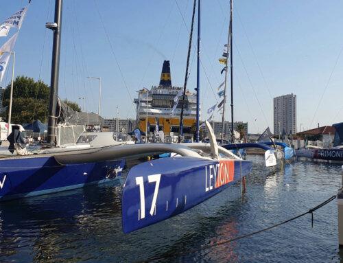 Le Pro Sailing Tour en escale à Toulon